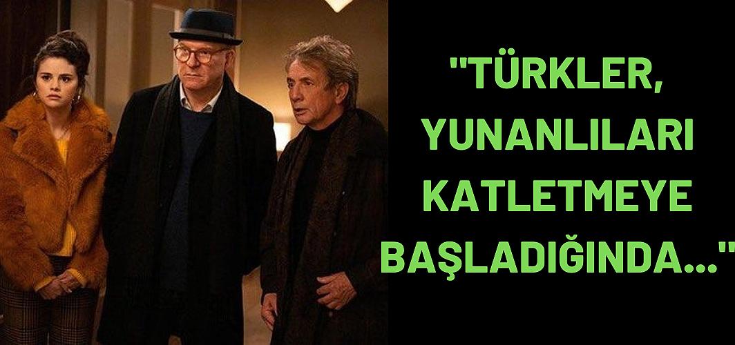 Only Murders In The Building dizisinde skandal Türkiye sahnesi