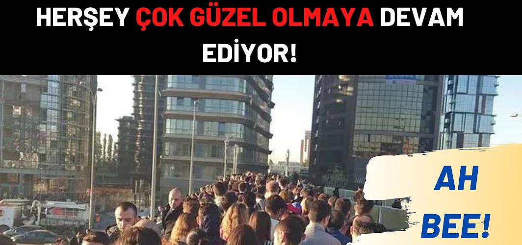 İstanbul Yenibosna metrobüs durağında izdiham: Vatandaşlar her gün aynı çileyi yaşamaktan bıktı