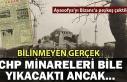 CHP Ayasofya'yı Bizans'a peşkeş çekti!