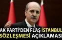 Numan Kurtulmuş: İstanbul Sözleşmesi'nin...