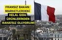 Fransız bakan: Marketlerdeki helal gıda ürünlerinden...