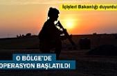 İçişleri Bakanlığınca Şırnak-Siirt-Van-Hakkari illerinde yıldırım-13 Bestler Dereler Operasyonu başlatıldı