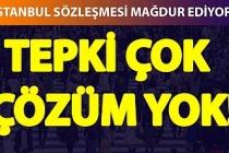 İstanbul Sözleşmesi mağdur ediyor: TEPKİ ÇOK ÇÖZÜM YOK
