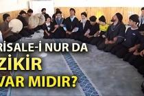 Risale-i Nur'da zikir var mı?