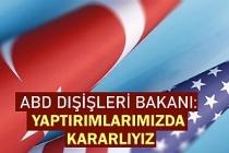 Pompeo: Türkiye'yi bir an önce ABD ile koordinasyon içinde S-400 sorununu çözmeye davet ediyorum