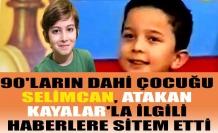 90'ların dahi çocuğu Selimcan, Atakan Kayalar'la ilgili haberlere sitem etti