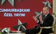 Cumhurbaşkanı Erdoğan'dan gündeme dair önemli açıklamalar!