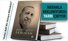 Cumhurbaşkanı Erdoğan'dan 'Daha Adil Bir Dünya Mümkün' kitabı
