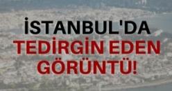 İstanbul'da tedirgin eden görüntü!