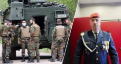 İslam karşıtı firari asker yüzünden Müslümanlar tedirgin