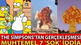 The Simpsons'tan gerçekleşmesi muhtemel 7 'şok' iddia