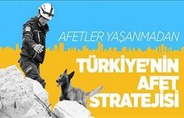Türkiye'nin afet stratejisi