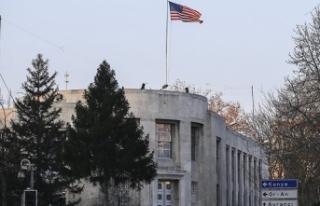 ABD Büyükelçiliği, FETÖ firarisi Ergun Babahan'ın...