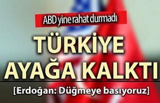 ABD'nin skandal kararına Türkiye'den tepki...