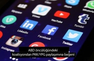 ABD öncülüğündeki koalisyondan PKK/YPG paylaşımına...