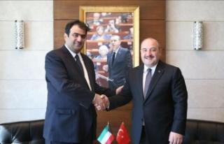 Bakan Varank, Kuveytli mevkidaşı ile Teknopark'ı...