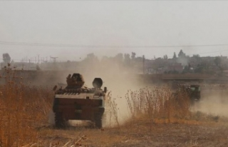 Barış Pınarı Harekatı'nda toplamda 174 terörist...
