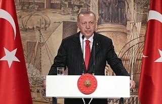 Başkan Erdoğan: Sözler yerine getirilmezse harekat...