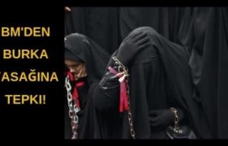 BM'den Hollanda'ya 'burka yasağı'...