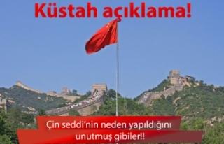 Çin, Türkiye'ye Barış Pınarı Harekatı'nı...