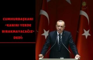 Cumhurbaşkanı Erdoğan'dan 9 aylık Muhammed'in...