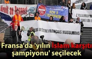 "Fransa'da ""İslam karşıtlığı""..."