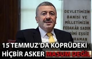 İstanbul Emniyet Müdürü Çalışkan: 15 Temmuz'da...