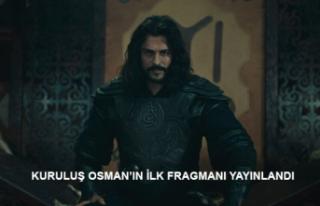 """""""Kuruluş Osman""""ın ilk tanıtım fragmanı..."""