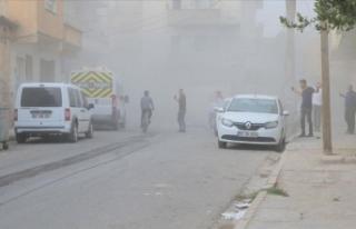 Nusaybin'de YPG/PKK'dan sivillere havanlı...