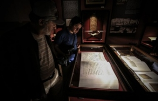 Tarihi medrese el yazması eserlere ev sahipliği...