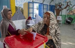 Tunus'ta genel seçiminde oy verme işlemi tamamlandı