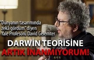 Ünlü Yale Profesörü David Gelernter: Darwin teorisine...