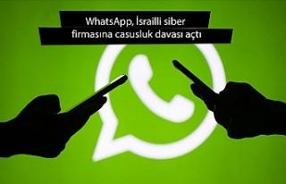 WhatsApp, İsrailli siber firmasına casusluk davası...