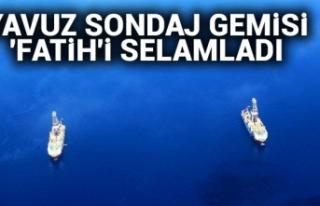 YAVUZ'DAN FATİHE SELAM!