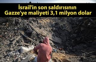 İsrail'in son saldırısının Gazze'ye...