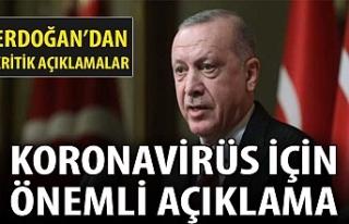 Erdoğan: Rusya inkar ediyor! Koronavirüs için önemli...
