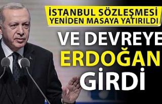 İpin ucu kaçırılmıştı! Erdoğan devreye girdi