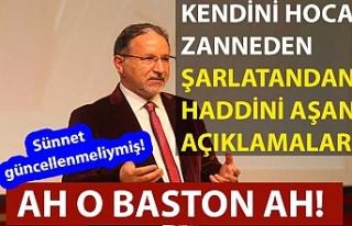 """Mustafa Karataş:""""Sünnet Güncellenmelidir""""..."""