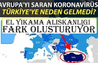 Avrupa'yı saran koronavirüs, Türkiye'ye...