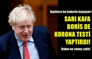 Boris Johnson koronavirüse yakalandı mı ?