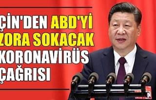Çin'den ABD'yi zora sokacak koronavirüs...