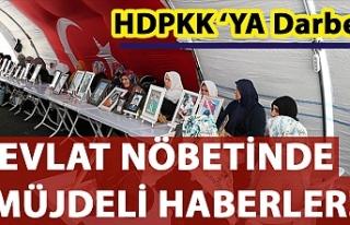 EVLAT NÖBETİNDE  MÜJDELİ HABERLER!