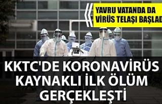 KKTC'de koronavirüs kaynaklı ilk ölüm gerçekleşti