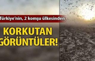 Türkiye'nin 2 sınır komşularından korkutan...