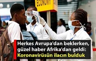 Herkes Avrupa'dan beklerken, güzel haber Afrika'dan...