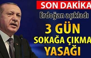 Kritik toplantı sonrası Erdoğan 1 Mayıs kararını...