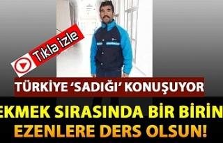 Türkiye bu video'yu konuşuyor! Cebindeki son...