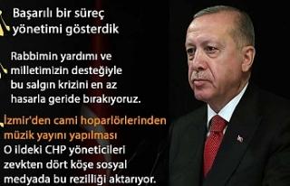 Cumhurbaşkanı Erdoğan: En küçük bir ihmal salgının...