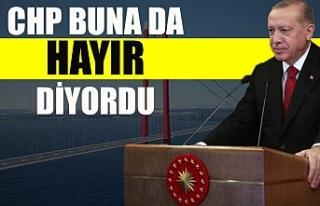 Erdoğan'dan CHP'nin söylemlerine eleştiri...