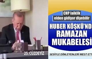 Erdoğan, Kur'an-ı Kerim'i hatmediyor